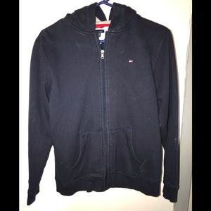 Tommy Hilfiger Zip Up Hoodie youth large boys